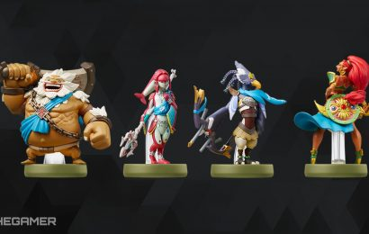 Popular Breath Of The Wild Amiibo Relaunching In November