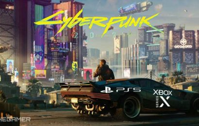 CD Projekt Reiterates That Cyberpunk 2077 Will Be Playable On PS5 And Series X