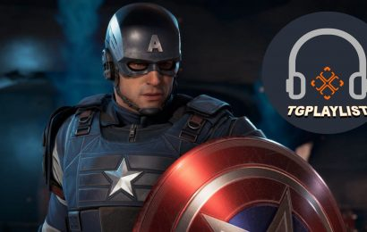 Video Game Playlist: Captain America from Marvel's Avengers Would Reminisce With These Songs