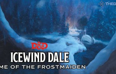 Dungeons & Dragons Icewind Dale: Meeting The Denizens