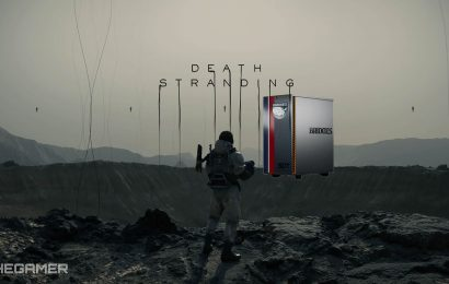 Show Your Love For Death Stranding With This Custom PC Case
