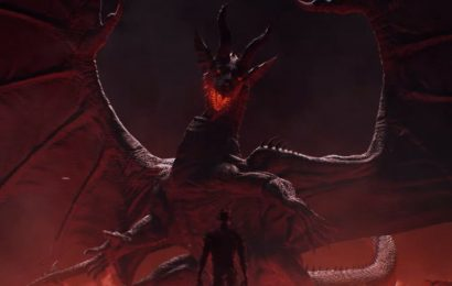 Here's The Opening Sequence From The Dragon's Dogma Anime