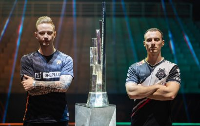 G2 Esports crowned again 'Kings of Europe' after smashing Fnatic in LEC Summe Finals