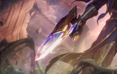 Riot teases League's 2020 Victorious skin