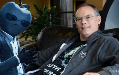 Epic Games CEO Tim Sweeney Reacts To Apple's Countersuit