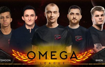 FlyToMoon are the OMEGA League: Europe Divine Division Champions