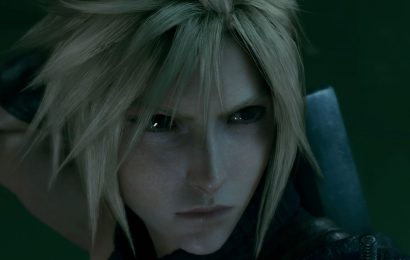 Final Fantasy 7 Remake Character Renders Show Stunning Detail