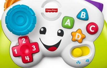 Fisher Price Put A Konami Code Easter Egg In Its Toy Controller