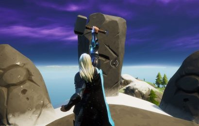 Fortnite: Where To Find Thor's Hammer And God Of Thunder Emote