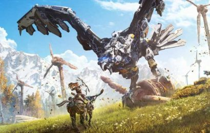 Horizon Zero Dawn's Latest PC Patch Fixes A Whole Bunch Of Crashes