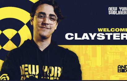 Clayster joins the New York Subliners – Daily Esports