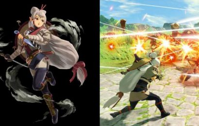 Hyrule Warriors: Age Of Calamity Announces Playable Young Impa