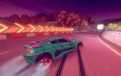 Inertial Drift Review: Serpentining In Style