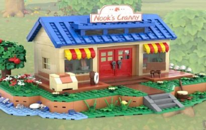 Fan-Made Animal Crossing Design Is Officially Being Reviewed By Lego