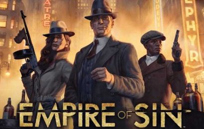 Empire Of Sin, Set For Release On Dec. 1, Debuts Pre-Order Trailer