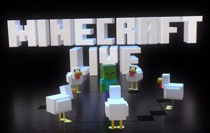 Minecraft Live 2020 Announced For October 3