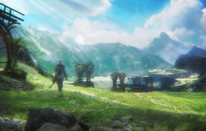 Nier Replicant Gets A New Trailer And An April 2021 Release Date