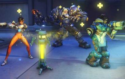 There likely won't be any big updates to Overwatch until after BlizzCon