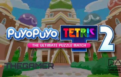 Puyo Puyo Tetris 2's Story Mode Features An Overworld, Special Mission Types, And More