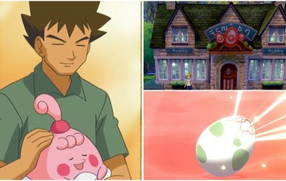 Pokémon Sword & Shield: Everything You Need To Know About Breeding
