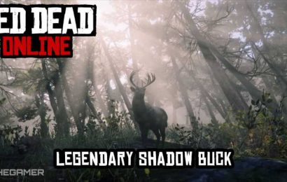 Red Dead Online Naturalists Can Now Hunt The Legendary Shadow Buck
