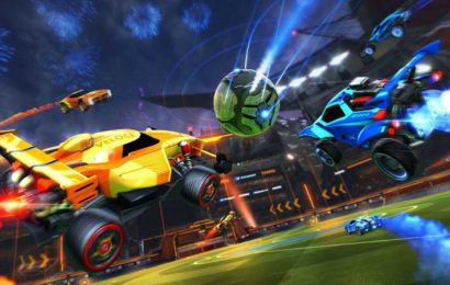 Get A $10 Epic Games Store Coupon For Using Rocket League On The Platform