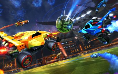 Rocket League goes free-to-play on Sept. 23 on the Epic Games Store