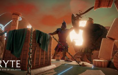 Myth Inspired Ryte: The Eye of Atlantis Coming to PC VR This Winter