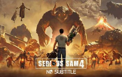 Croteam Explains Why Serious Sam 4 Dropped The Planet Badass Subtitle