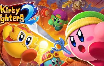 Kirby Fighters 2 is out now for Nintendo Switch