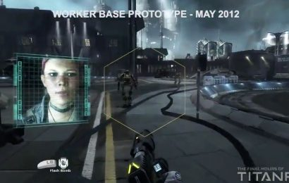 Check Out This Footage From Titanfall's Scrapped Campaign