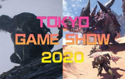 Capcom Announces 2-Hour Presentation For Tokyo Game Show, Including Resident Evil Village And More