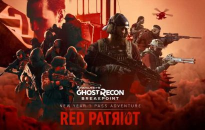 Ghost Recon Breakpoint Episode 3 Launches This Week, Has New Class