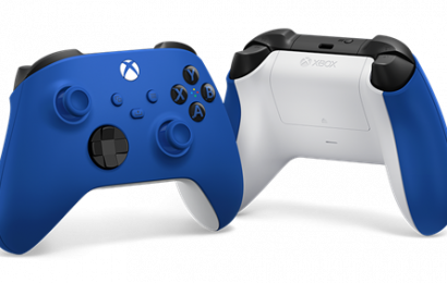 Blue Xbox Series X controller revealed, coming at launch