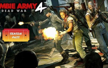 Zombie Army 4 Is Set To Receive Two More Seasons Of DLC