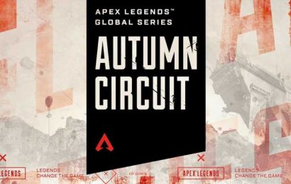 Apex Legends Autumn Circuit Distributes $500K In Prizes