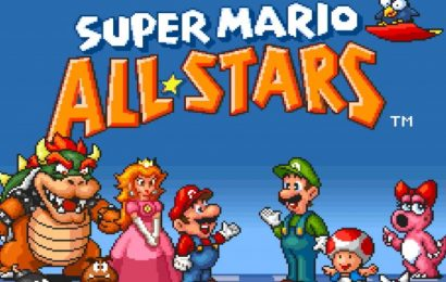 Super Mario All-Stars Joins Nintendo Switch Online SNES Library Today