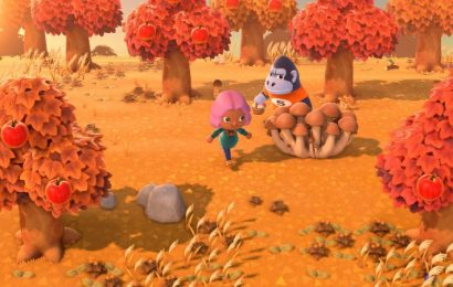 Fall Comes To Animal Crossing: New Horizons