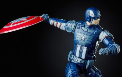 Hasbro's Avengers Gamerverse Line Adds New Skins, Just Like The Game
