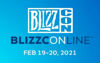 BlizzCon 2021 Dates Announced With 'BlizzConline' This February