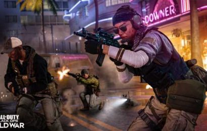 Black Ops Cold War Multiplayer trailer, weapons, maps, and modes revealed