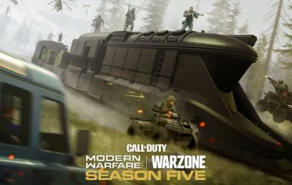 Call of Duty Warzone Is Getting Subways
