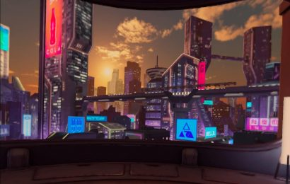 Oculus Quest Gets Best Virtual Environment Yet – Cyber City