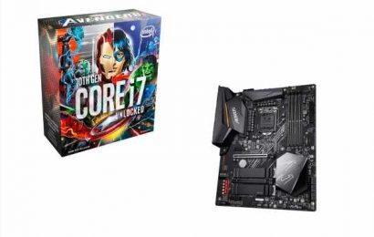 Save $100 on this unlocked Core i7 and high-end motherboard combo