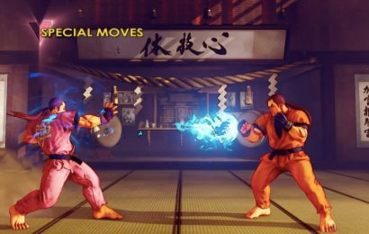 Street Fighter V's Next DLC Fighter Is Dan Hibiki