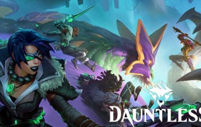 Dauntless The Untamed Wilds Update Adds Terra Escalation And New Hunt Type