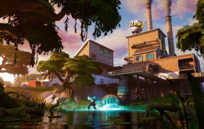 How to complete the Fortnite Chapter 2 – Season 4 Week 4 challenges
