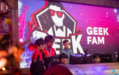 "Geek Fam close the doors until ""there is a visible future for Dota 2 and the DPC"""