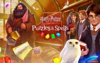Zynga poured a lot of magic potion into Harry Potter: Puzzles & Spells