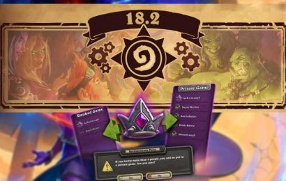 """Dean """"Iksar"""" Ayala Discusses Ranked And MMR Changes To Hearthstone Battlegrounds"""